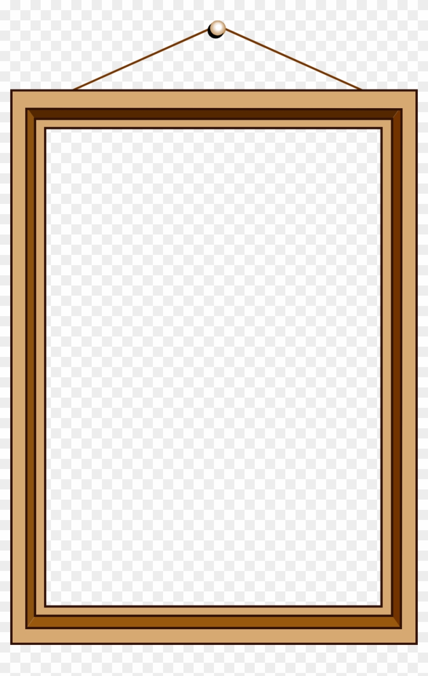 Hanging Picture Frame Transparent #307485