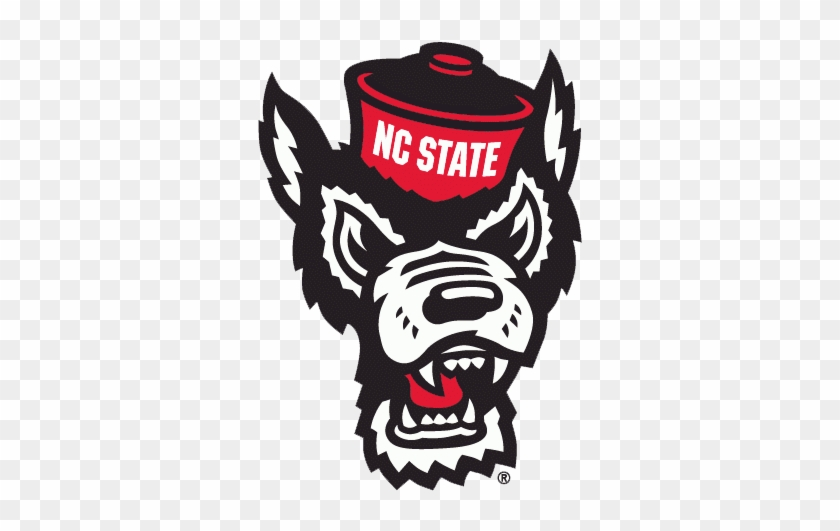 Go Pack - Nc State Wolf Logo #307584
