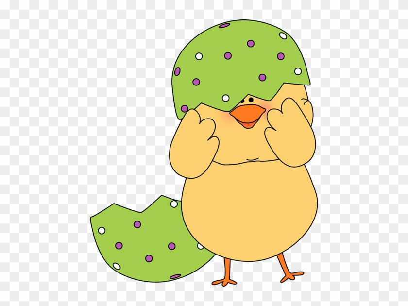 Easter Chick Clip Art - Clip Art Easter Chick #307627