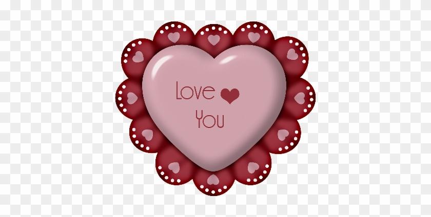 Borde Corazones Flores Imagui Bonne Fete De St Valentin Mon Amour Free Transparent Png Clipart Images Download