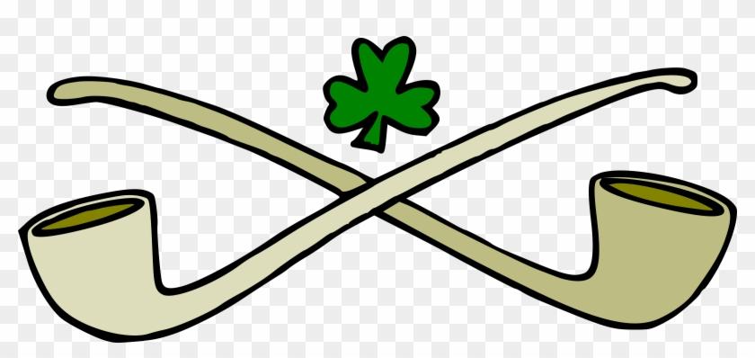 Saint Patrick's Day Pipe #53609