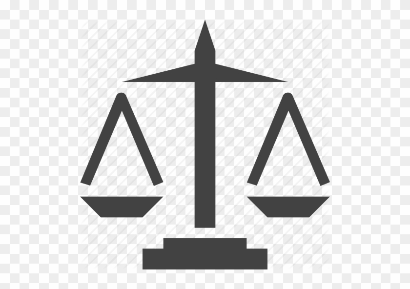 Symbol Computer Icons Measuring Scales Lady Justice - Scales Icon Transparent Background #53654