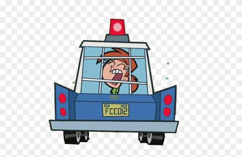 Viki Is In A Jail Police Car By Alerkina2 - Jail Police #54039