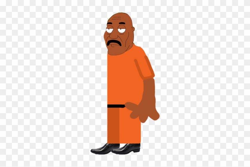 Levar Brown - Prison Uniform #54194