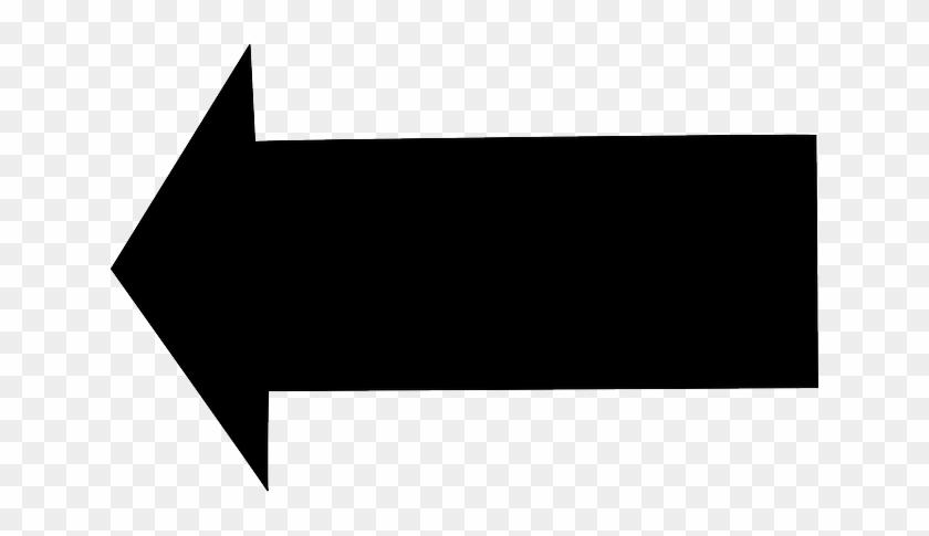 Left Arrow Clip Art At Clker Com Vector Online Royalty - Left Arrow #54317