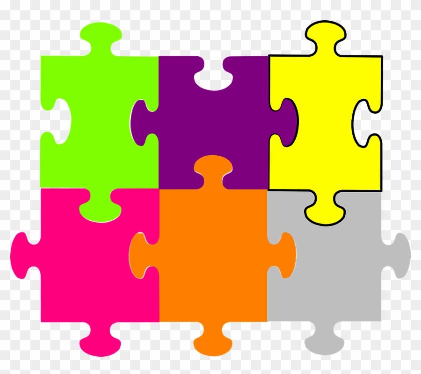 6 Piece Jigsaw Puzzle #54604