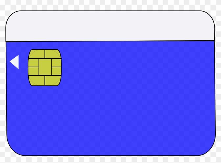 Smart Card Clipart #54719