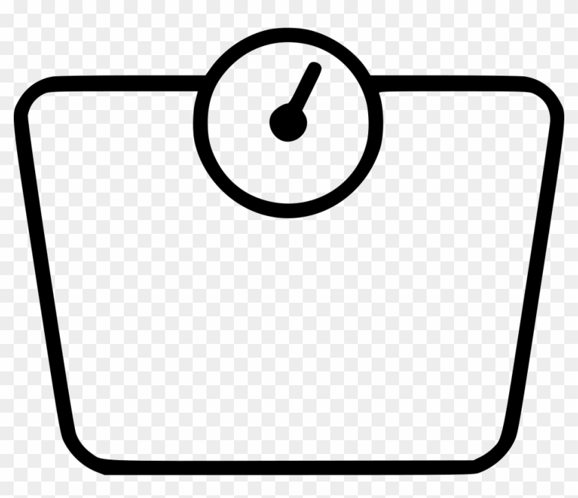 Balance Scale Weight Measurement Svg Png Icon Free - Weight Scales Clipart Png #54907