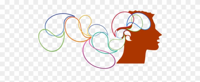 Communication Head Balloons Man Think Face - Word Association Test Carl Jung #54946