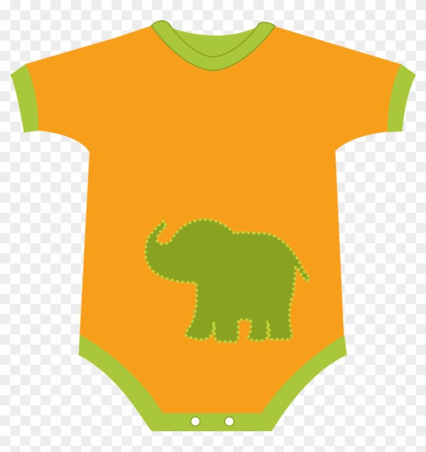 Grávida E Bebê - Indian Elephant #55015