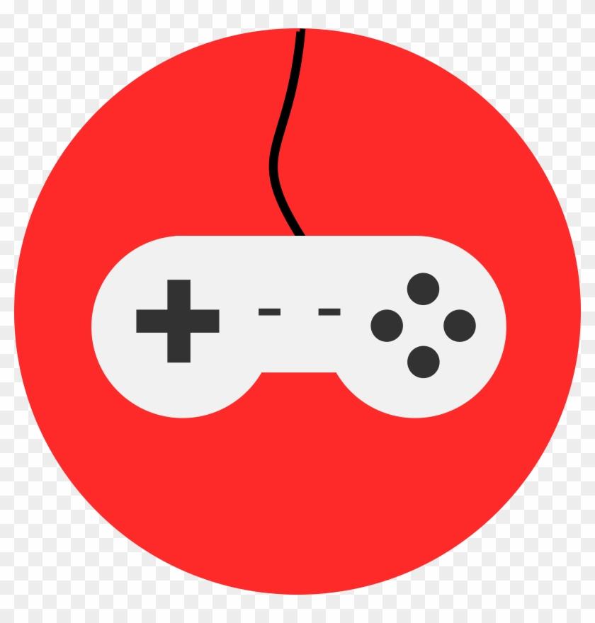 Game - Game Controller Clip Art #55017