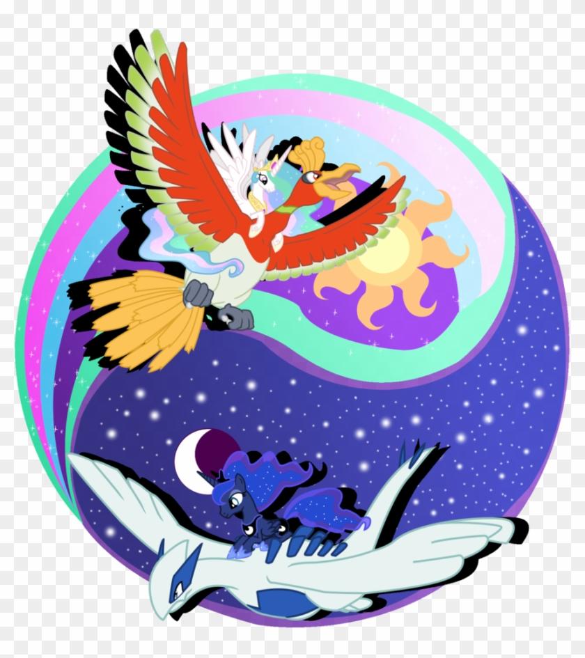 Balance By Seaandsunshine Balance By Seaandsunshine - Pokemon In My Little Pony #55057