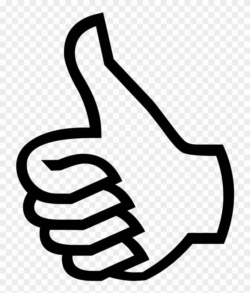 Symbol Thumbs Up - Thumbs Up Symbol #55195