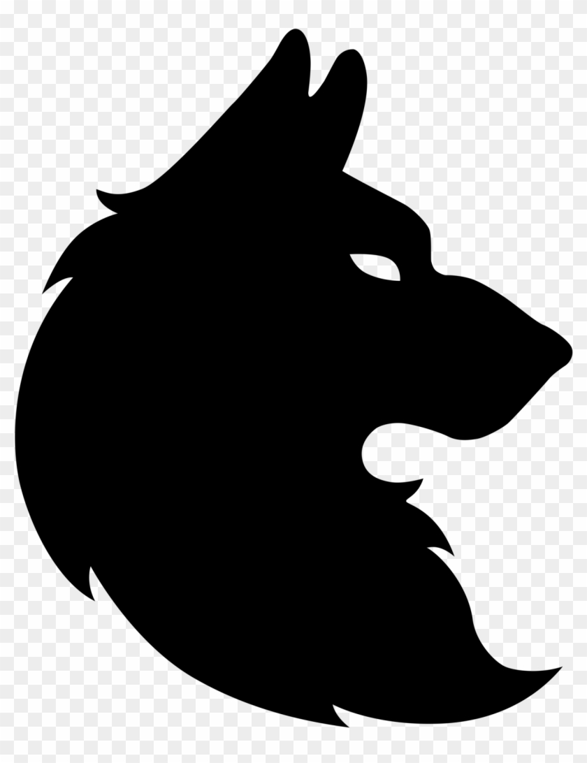 executioners are the advanced punishers of the pack wolf logo