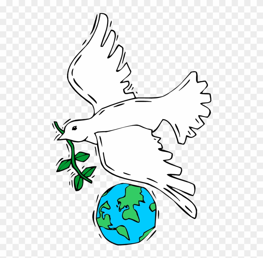Ethical Leaders Network Clipart - Let There Be Peace Journal #55198