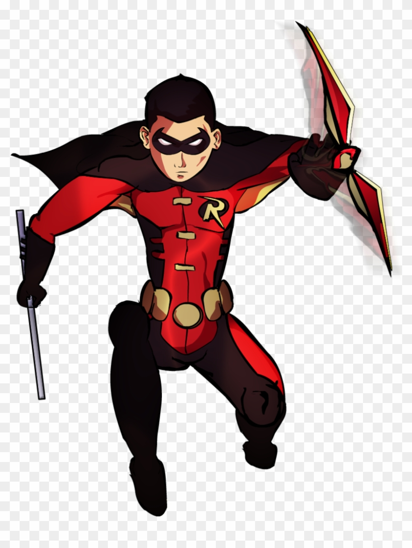 superhero robin free download png robin from young justice free