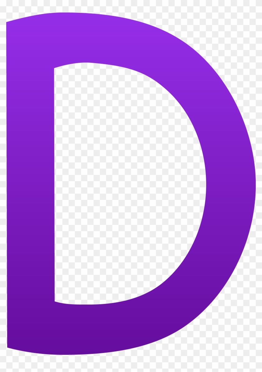 Other Popular Clip Arts - Letter D Clipart #55373