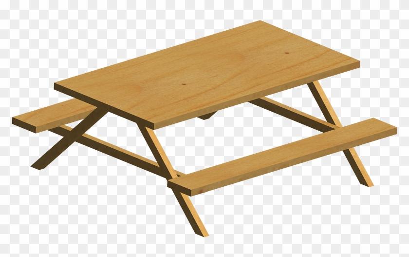 Picnic Table Clip Art Cliparts Co - Picnic Table Clipart Png #55447