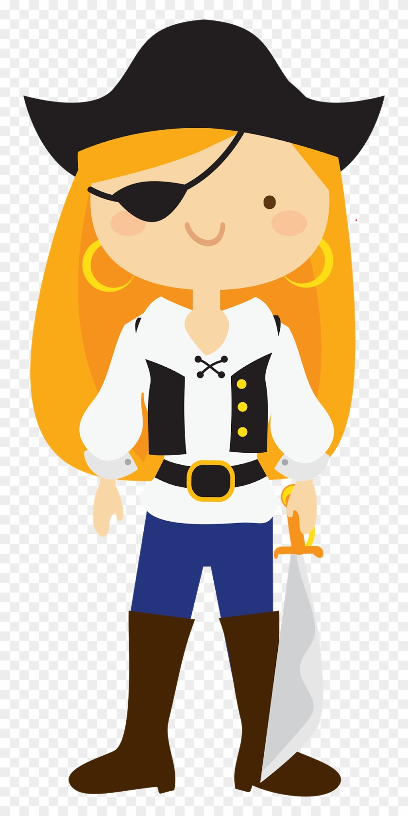 Labor Day Is Approaching, And The Pirate Queen Has - Pirate #55535