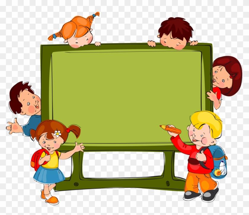 Tubes Enfants - Background For Children In School #55539
