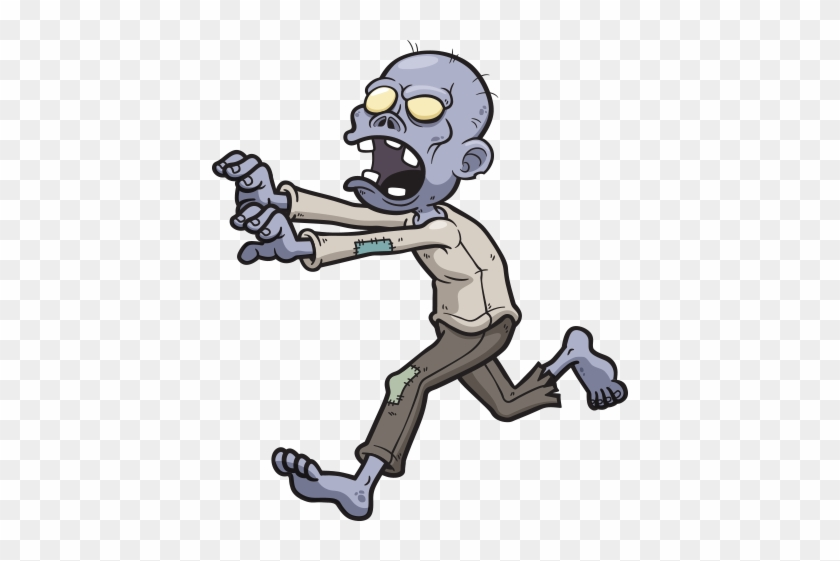 Halloween Zombie Cartoon Free Transparent Png Clipart Images Download