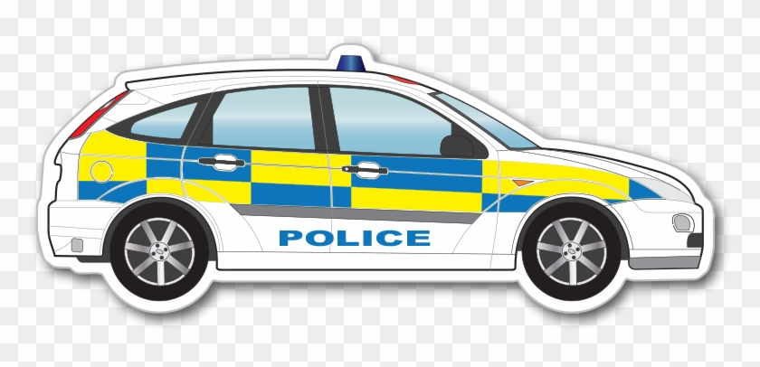 Clipart Police Car - Uk Police Clipart #55608