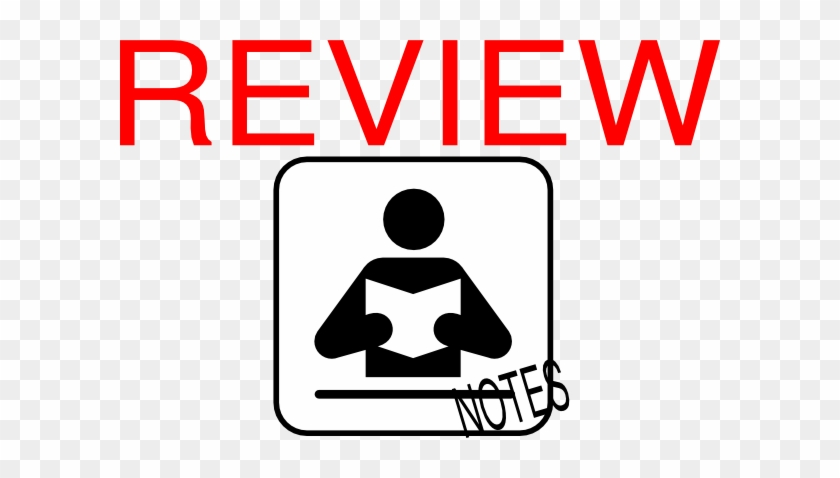 Review Notes Clip Art At Clker - Slows For Books Mousepad #55746