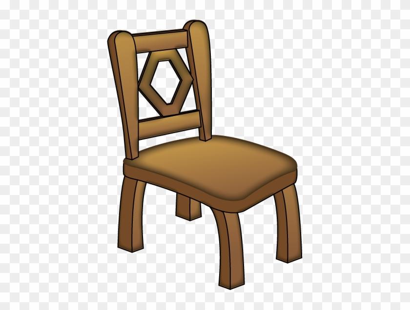 Sad - Clip Art Chair #55790