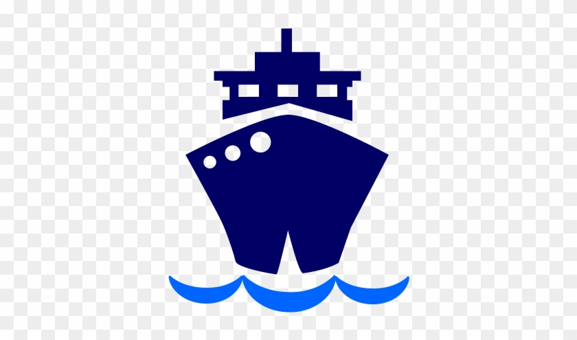 Just The Cruise - Cruise Ship Front Clip Art #55827
