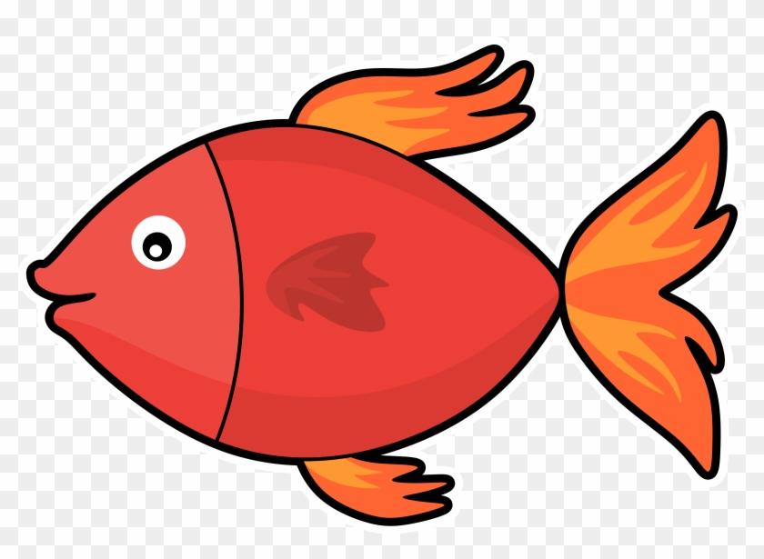 Cartoon Clipart Cartoon - Cartoon Fish #55996