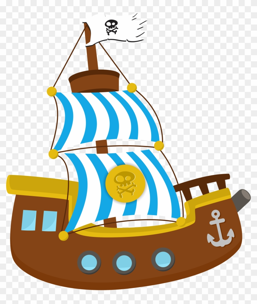 Related Jake And The Neverland Pirates Ship Clipart - Jack And The Neverland Pirates Ship #56058