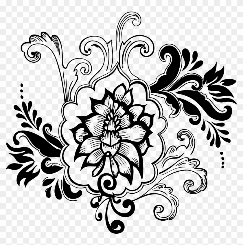 Index Of Data026537free Floral Decorative Packpng - Anchor #56077