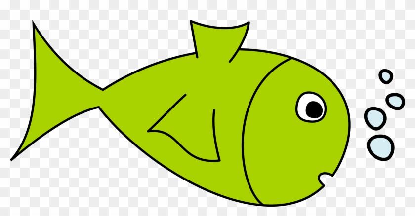 Simple Cartoon Fish #56112