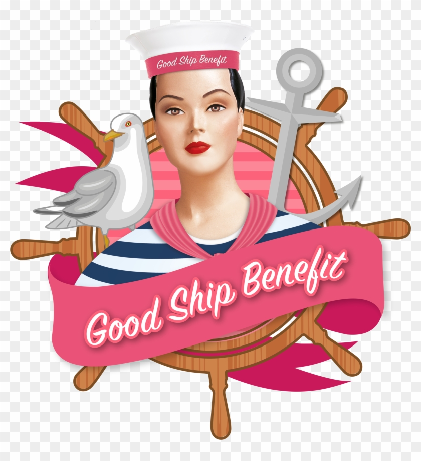The Good Ship Benefit - Good Ship Benefit Cosmetics #56509