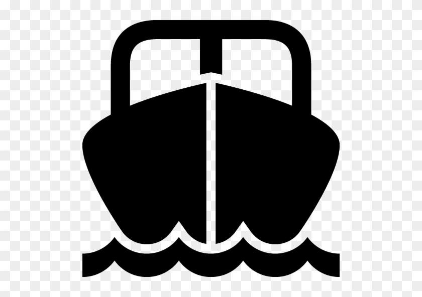Boat Icon - Boat Icon Png #56522
