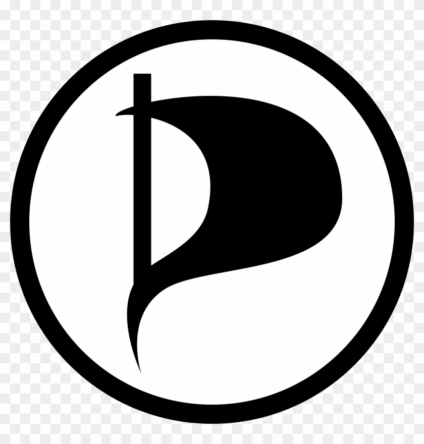 Pirate Party Logo #56540