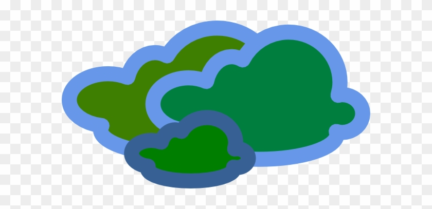 Gas Cloud Clipart #56554