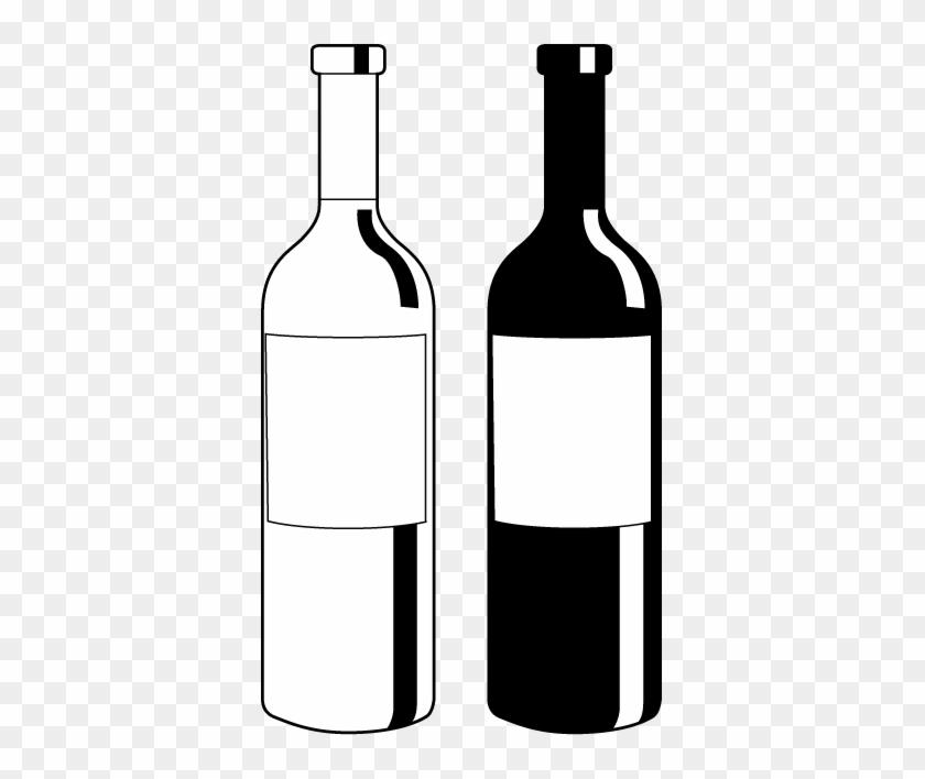 Znalezione Obrazy Dla Zapytania Bottle Clipart - Wine Bottle Clip Art Png #56574
