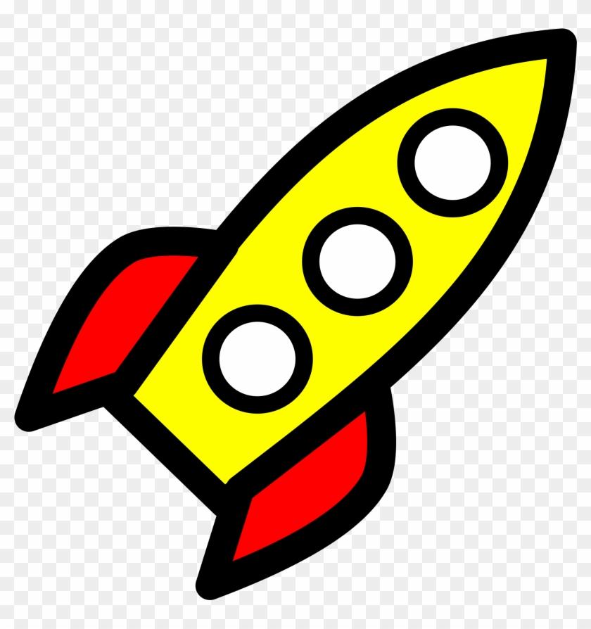 Window Rocket - Rocket Ship Clip Art #56594