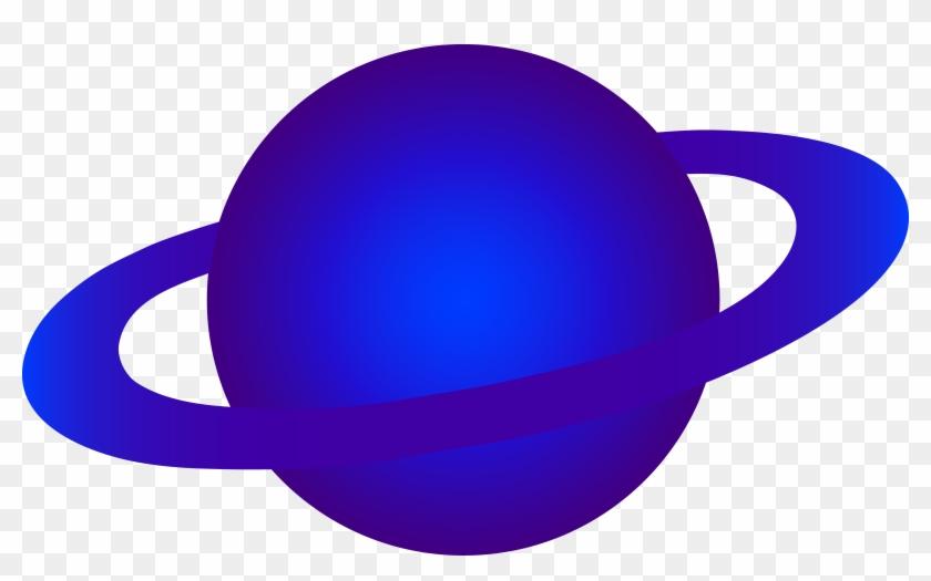 Astronaut - Blue Planet Clip Art #56666