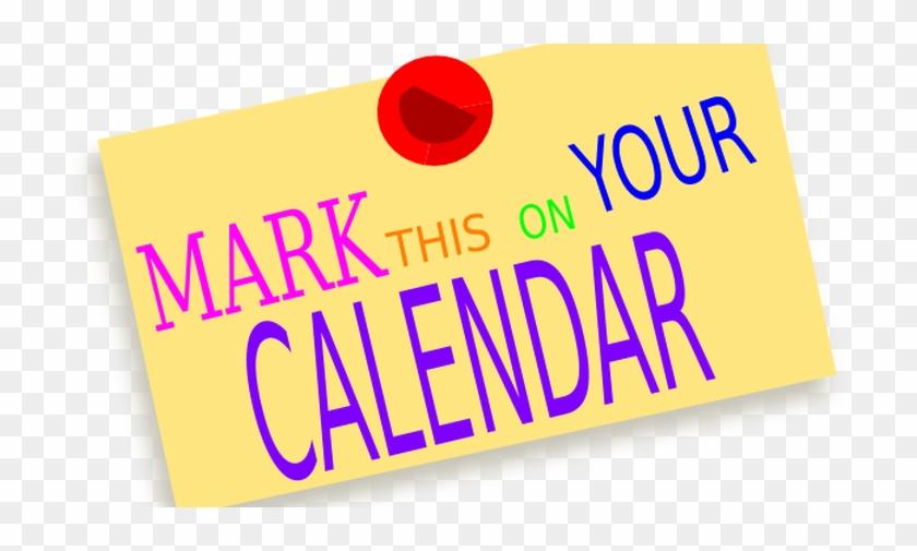 Mark Your Calendar Clip Art Home Medford Hsa Space - Save The Date Clip Art #56693