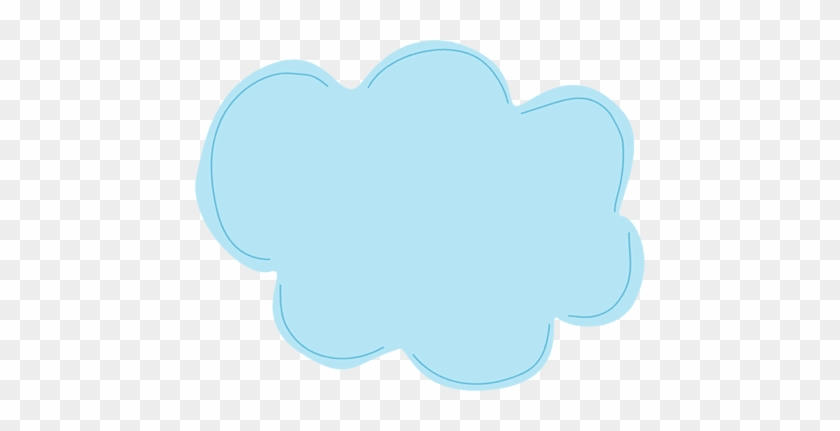 Cloud Clip Art - Cloud My Cute Graphics #57002