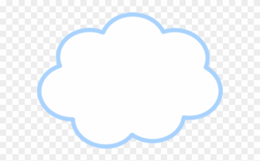 Blue Cloud Md - Cloud Icon Png Transparent #57051