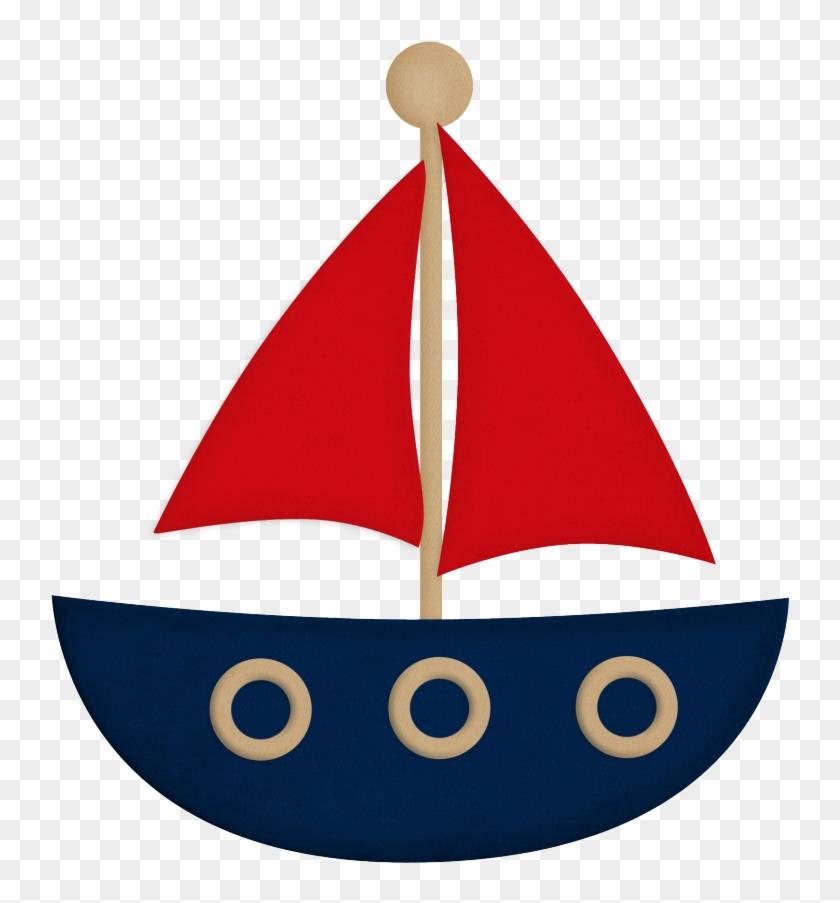 Sailboat - Cartoon Boats #57183