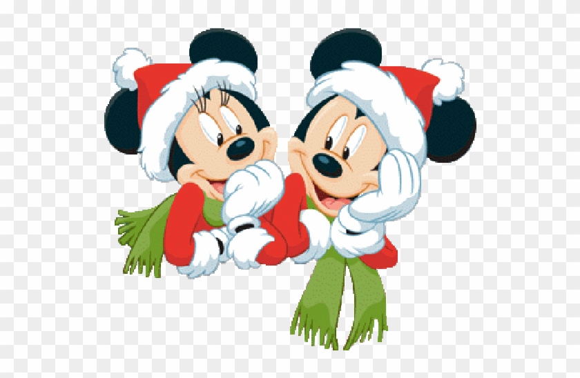 mickey mouse and friends xmas clip art images free merry christmas mickey and minnie