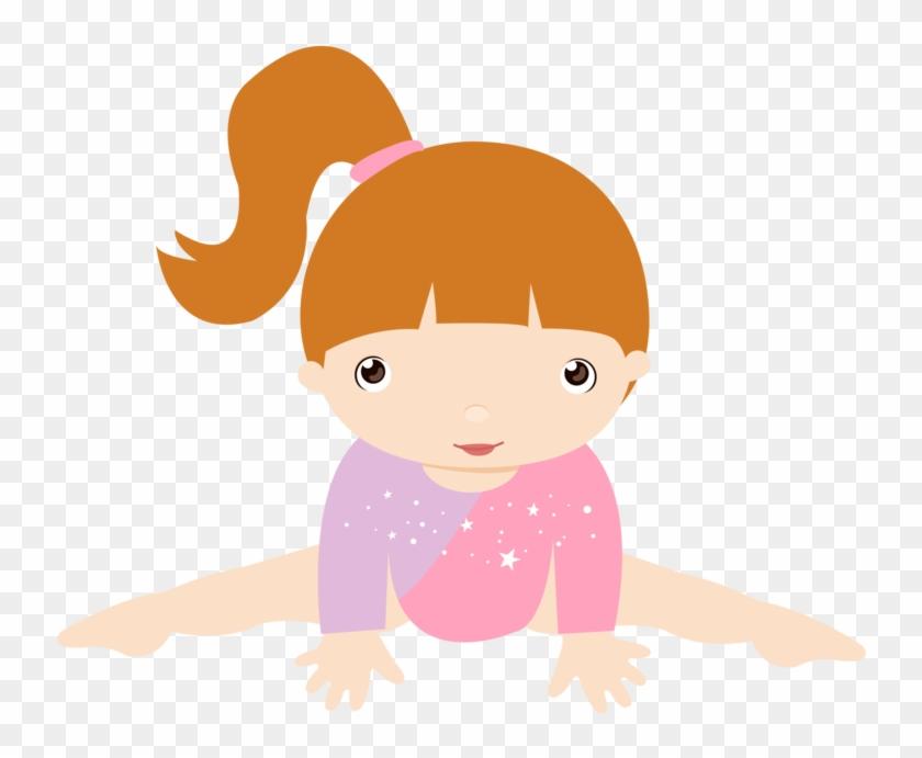 Say Hello Music Clipartgymnastics - Minus Say Hello Gymnastics #57766