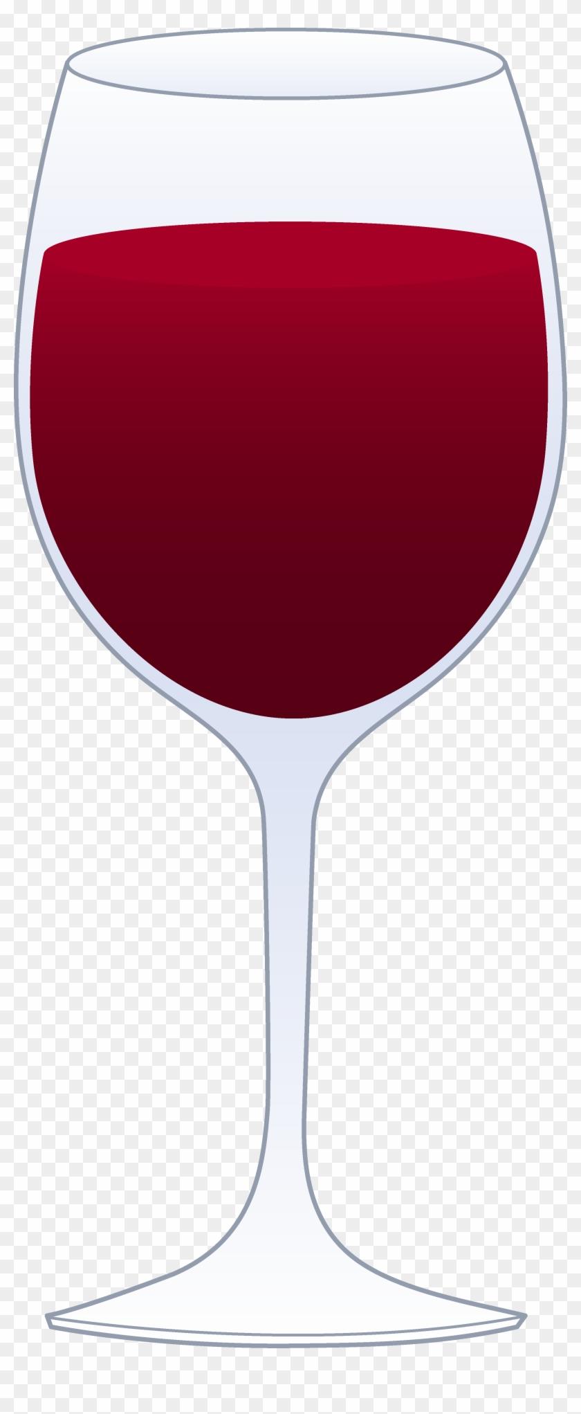 Wine Clip Art - Red Wine Glass Clip Art #57836