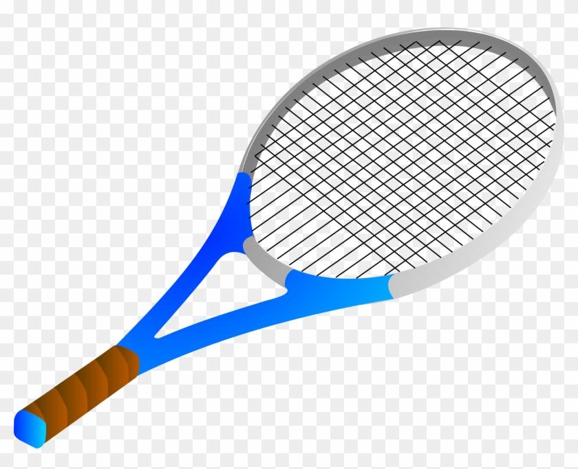 Tennis Png Images Free Download, Tennis Ball Racket - Tennis Racket Clip Art #58348