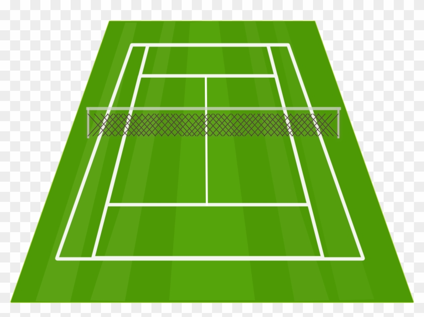 Tennis Court Clip Art Download Draw A Tennis Court Free Transparent Png Clipart Images Download
