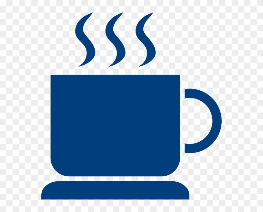 Coffee Blue Clip Art - Coffee Cup Clip Art #58484